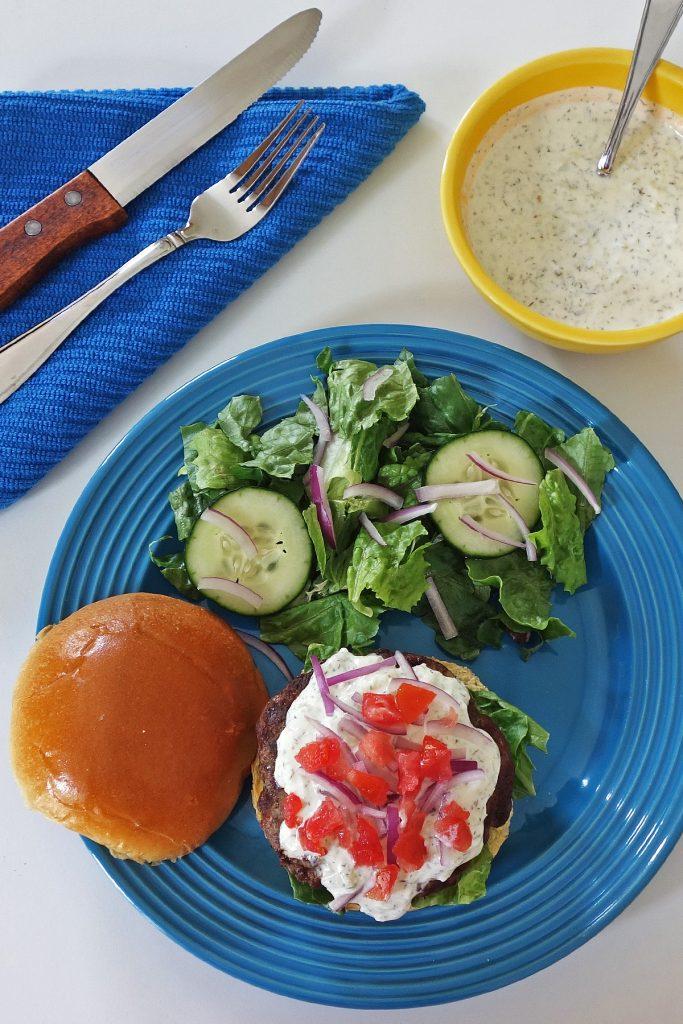 Gyro Burger Photo