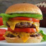 california burger