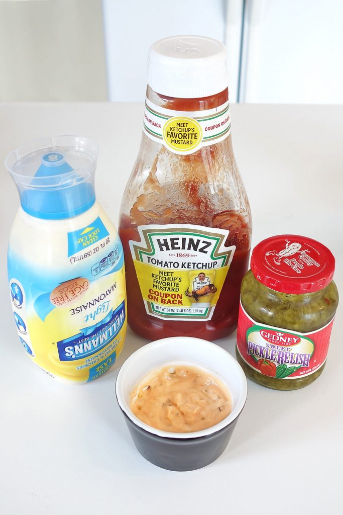 In-N-Out Burger Sauce Recipe Copycat